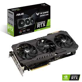 Asus GeForce RTX 3080 TUF Gaming OC 2xHDMI 3xDP 10GB