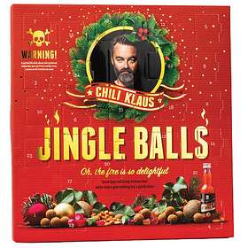 Chili Klaus Jingle Balls Julekalender 2020
