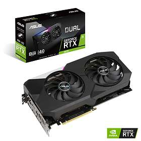 Asus GeForce RTX 3070 Dual 2xHDMI 3xDP 8GB