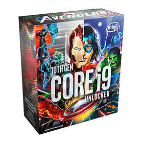 Intel Core i9 10850K Avengers Edition 3.6GHz Socket 1200 Box without Cooler