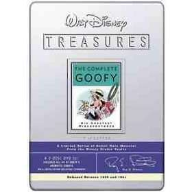 Disney Treasures: The Complete Goofy (US)
