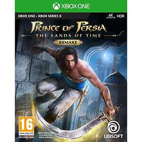 Prince of Persia: The Sands of Time Remake (Xbox One | Series X/S)