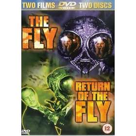 The Fly (1958) + Return of the Fly (UK)