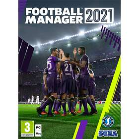 Football Manager 2021 (PC)