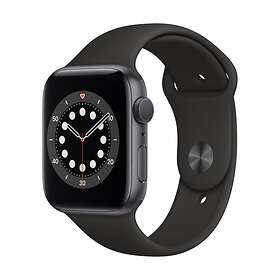 Apple Watch Series 6 44mm Aluminium with Sport Band