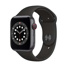 Apple Watch Series 6 4G 44mm Aluminium with Sport Band