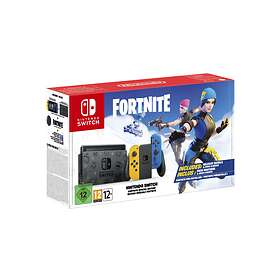 Nintendo Switch (2019) (+ Fortnite) - Special Edition