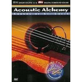 Acoustic Alcemy: Sounds of St. Lucia (US)