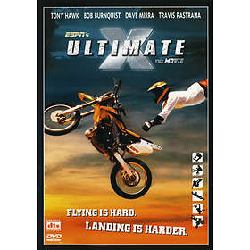 ESPN`s Ultimate X , the Movie