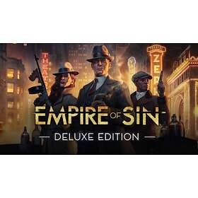 Empire of Sin - Deluxe Edition (PC)