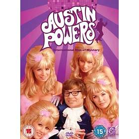 Austin Powers: Hemlig Internationell Agent