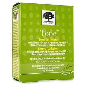 New Nordic Tone 60 Tabletter