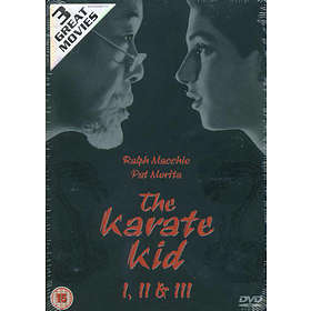 Karate Kid - I-III SteelBook