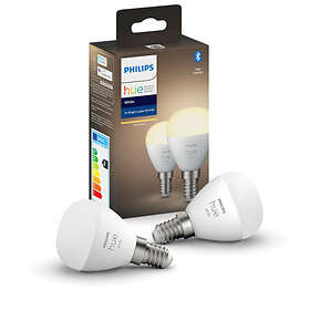 Philips Hue White P45 470lm 2700K E14 5,7W (2-pack)