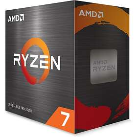 AMD Ryzen 7 5800X 3,8GHz Socket AM4 Box without Cooler
