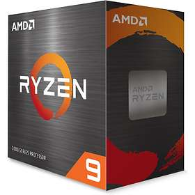 AMD Ryzen 9 5900X 3,7GHz Socket AM4 Box without Cooler