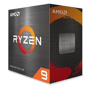 AMD Ryzen 9 5950X 3,4GHz Socket AM4 Box without Cooler