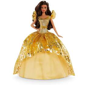 Barbie Holiday Doll 3 Brunette (GHT56)
