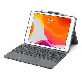 Logitech Combo Touch For iPad 10.2 (Nordic)