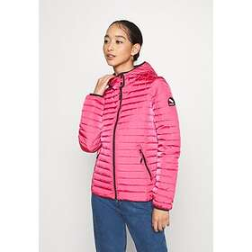 Superdry Sport Core Down Hooded Jacket (Women's)
