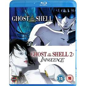 Ghost In The Shell & Ghost In The Shell 2: Innocence (UK)
