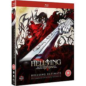 Hellsing - Ultimate: Volume 1-10 Collection (UK)