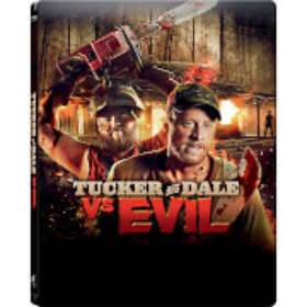 Tucker & Dale Vs Evil - Steelbook