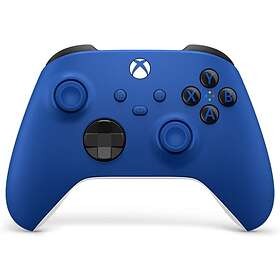 Microsoft Xbox Series X Wireless Controller - Shock Blue (Xbox Series X)