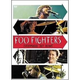 Foo Fighters: Everywere But Home