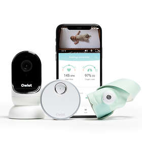 Owlet Baby Monitor Duo 3