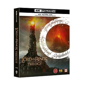The Lord of the Rings Trilogy (UHD)