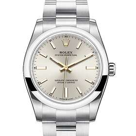 Rolex Oyster Perpetual 34 124200-0001