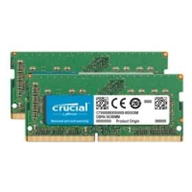 Crucial SO-DIMM DDR4 2666MHz 2x32GB (CT2K32G4S266M)