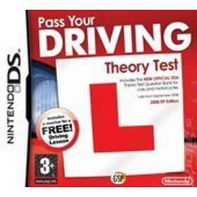 Pass Your Driving Theory Test DS (DS)