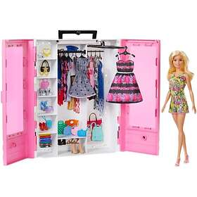 Barbie Fashionistas Ultimate Closet Doll and Accessory GBK12