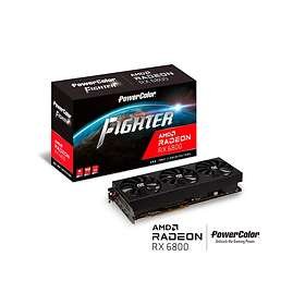 PowerColor Radeon RX 6800 Fighter HDMI 3xDP 16GB