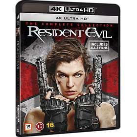 Resident Evil - The Complete Collection (UHD)