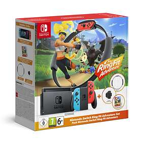 Nintendo Switch (2019) (incl. Ring Fit Adventure)