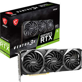 MSI GeForce RTX 3060 Ti Ventus 3X OC HDMI 3xDP 8GB