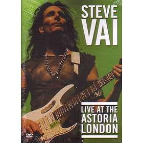 Steve Vai: Live at the astoria (US)