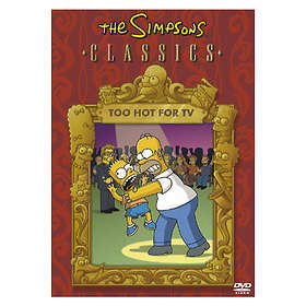 The Simpsons: Too Hot For TV
