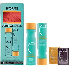 Malibu C Hydrate Color Wellness Collection
