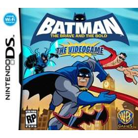 Batman: The Brave and the Bold the Videogame