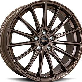 Brock Wheels B36 Bronze Copper Matt 8.5x19 5/108 ET44 CB72.6