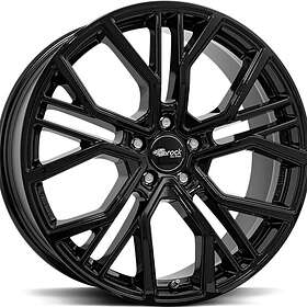 Brock Wheels B41 Shiny Black 9x19 5/112 ET38 CB66.6