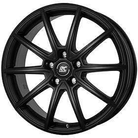 Brock Wheels RC32 Satin Black Matt 7.5x19 5/114.3 ET53 CB67.1