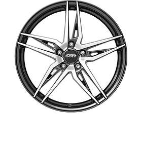 DOTZ Interlagos Dark 7.5x18 5/112 ET51 CB57.1