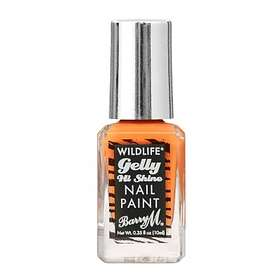 Barry M Wildlife Gelly Hi Shine Nail Paint 10ml