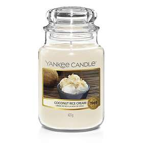 Yankee Candle Large Jar Coconut Rice Cream