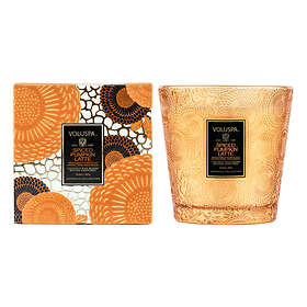 Voluspa 2-wick Hearth Candle Spiced Pumpkin Latte